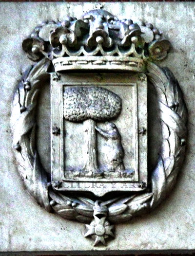 Escudo de madrid 12 canal de isabel ii for Oficinas canal isabel ii madrid