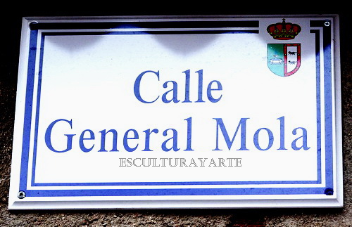 Calle General Mola