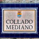 Placa Collado Mediano